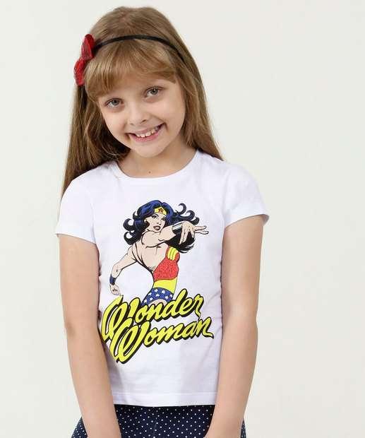 Image_Blusa Infantil Estampa Mulher Maravilha Liga da Justiça
