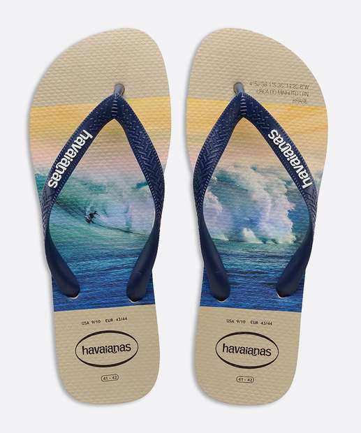 Image_Chinelo Havaianas Masculino Estampa Surf Hype