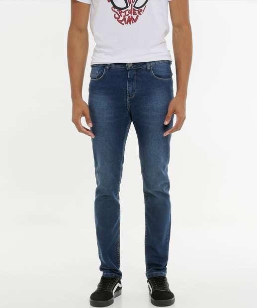 Image_Calça Masculina Jeans Slim Razon