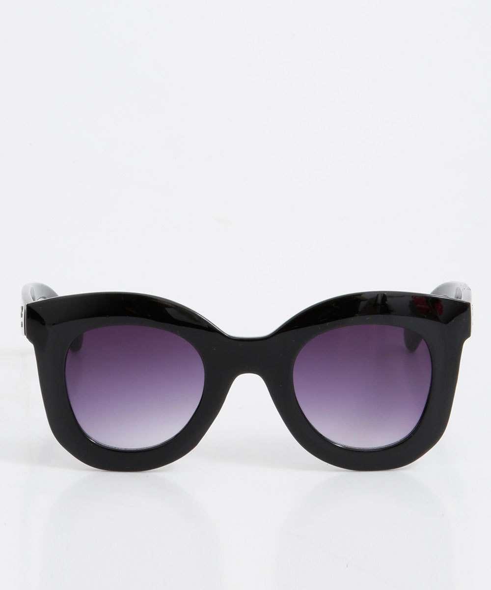 Óculos de Sol Feminino Vintage Redondo Marisa