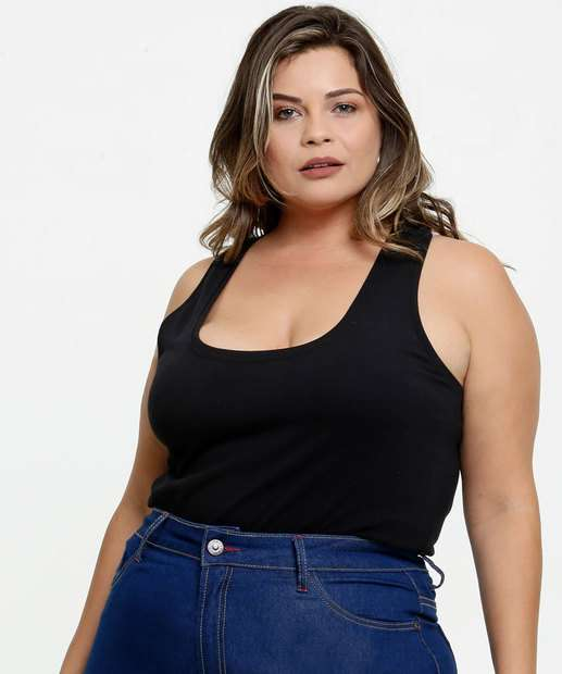 Image_Regata Feminina Básica Nadador Plus Size Marisa