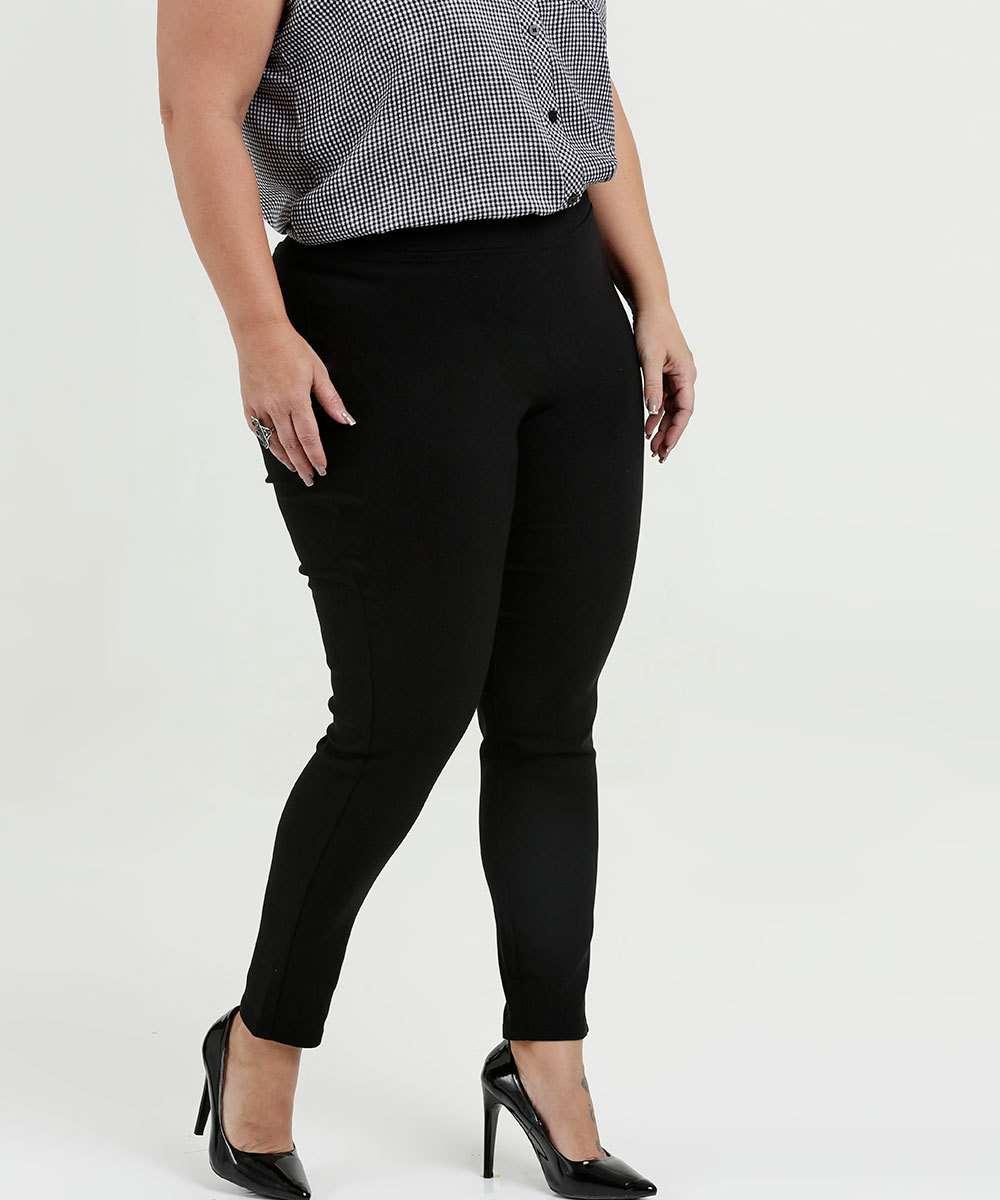 Calça Feminina Legging Plus Size Marisa