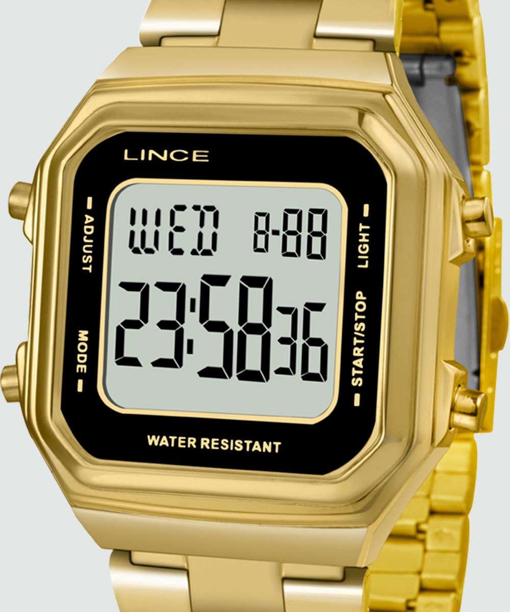 aafbe98bd03 1  2  3  4. Compartilhar. Relógio Feminino Digital Lince SDG615L BXKX
