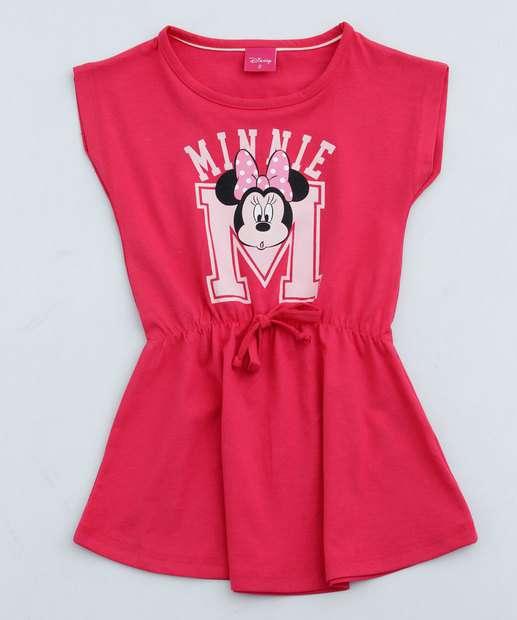 Image_Vestido Infantil Minnie Laço Disney