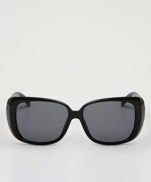 f78ada4b27344 Óculos de Sol Feminino Quadrado Marisa