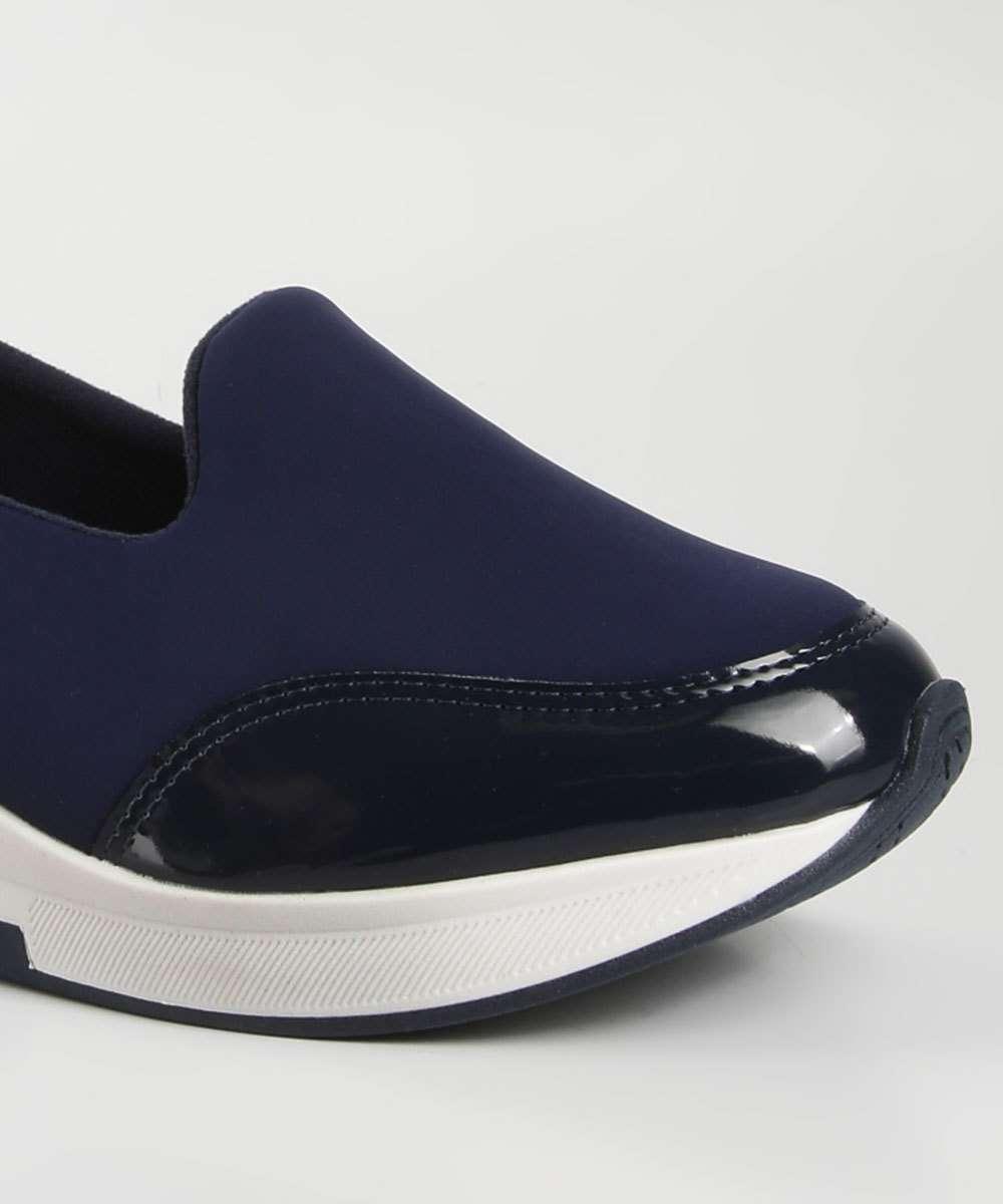 5544d1690 1; 2; 3; 4; 5; 6; 7. Compartilhar. adicionar aos favoritos produto  favoritado. Tênis Feminino Casual Slipper Ultra Conforto Modare