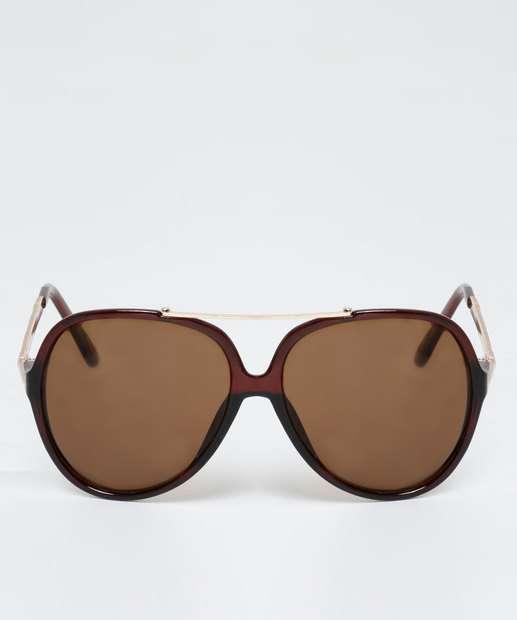 543beaa9a978c Óculos Aviador   Promoção de óculos aviador na Marisa