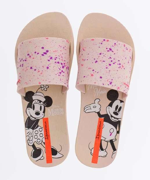 Image_Chinelo Feminino Slide Estampa Mickey Minnie Ipanema
