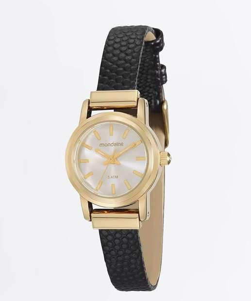 95ae434df8d Relógio Feminino Mondaine 99096LPMVDH2