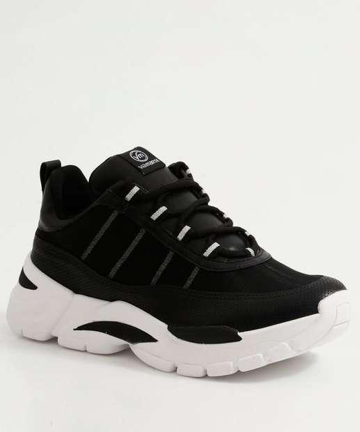 Image_Tênis Feminino Sneaker Recorte Via Marte