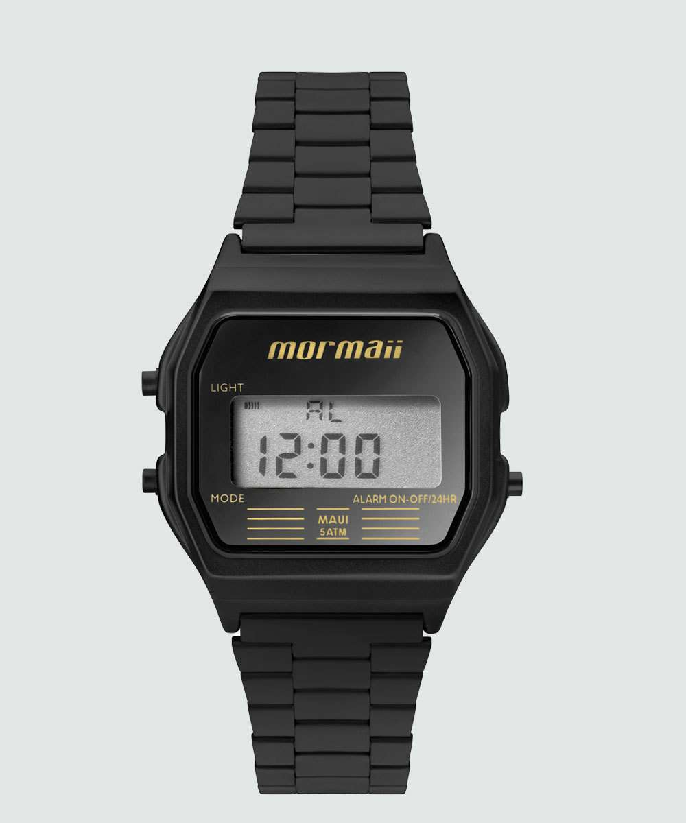 dccec2e4a88 Relógio Feminino Digital Mormaii MOJH02AJ4P