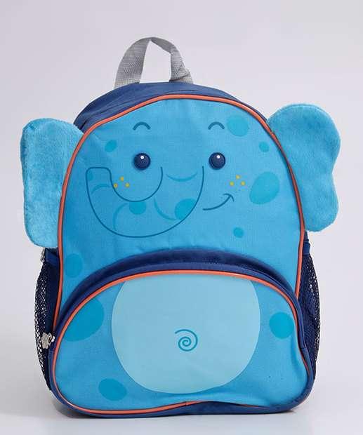 Image_Mochila Infantil Unissex Escolar Elefante Clio