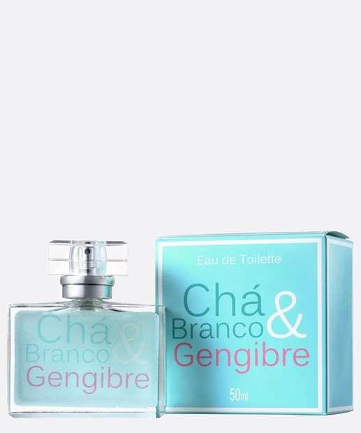 Image_Perfume Feminino Chá Branco & Gengibre Orgânica - Eau de Toilette 50ml