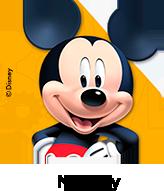 Personagens - Mickey