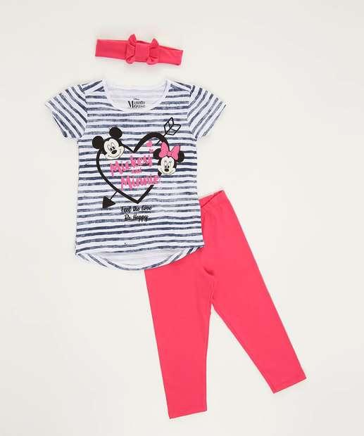 Image_Conjunto Infantil Estampa Minnie E Mickey Disney