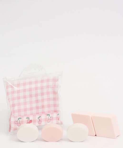 Image_Kit 5 Esponjas Para Maquiagem Marisa