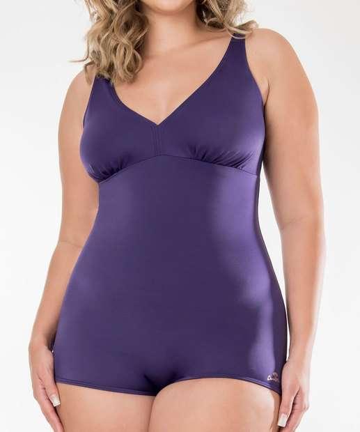 Image_Maiô Feminino Plus Size Banho de Mar
