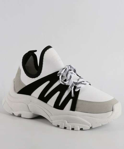 Image_Tênis Feminino Chunky Sneaker Zatz Z252915980
