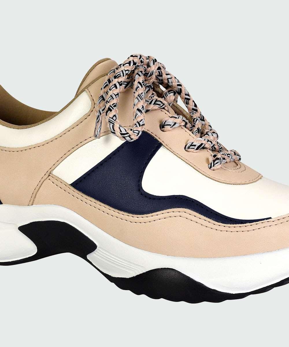 8c4622f1a 1; 2; 3; 4. Compartilhar. adicionar aos favoritos produto favoritado. Tênis  Feminino Chunky Sneaker Dakota G0571