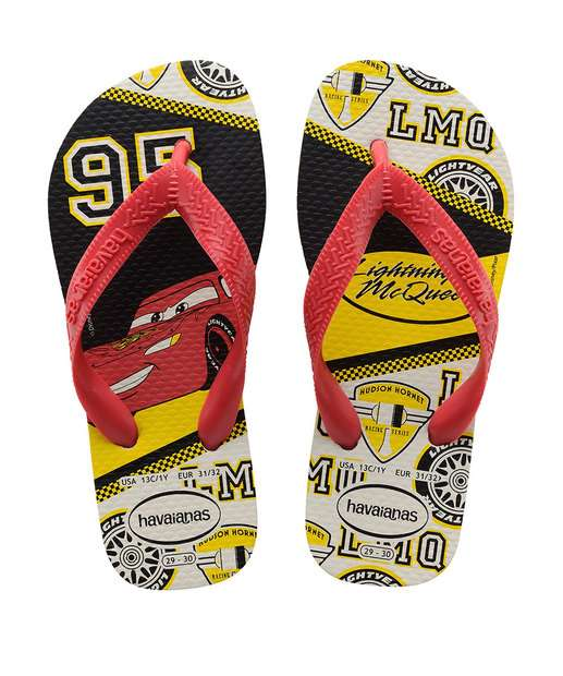 Image_Chinelo Infantil Carros McQueen Havaianas 3295
