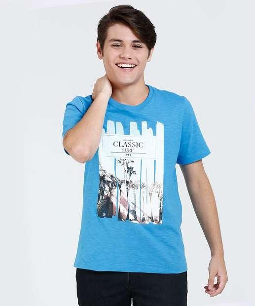 Image_Camiseta Juvenil Manga Curta Marisa