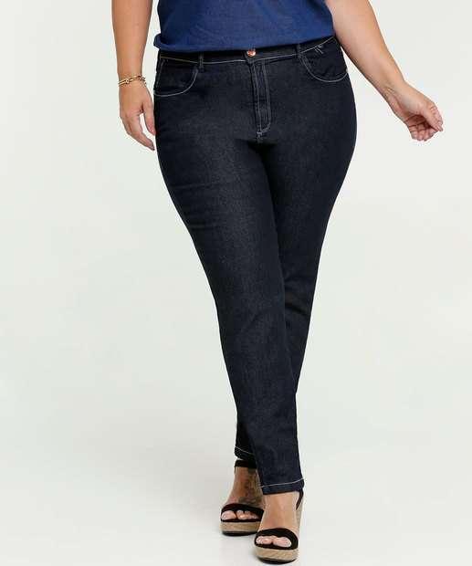 Image_Calça Skinny Feminina Plus Size Uber Jeans
