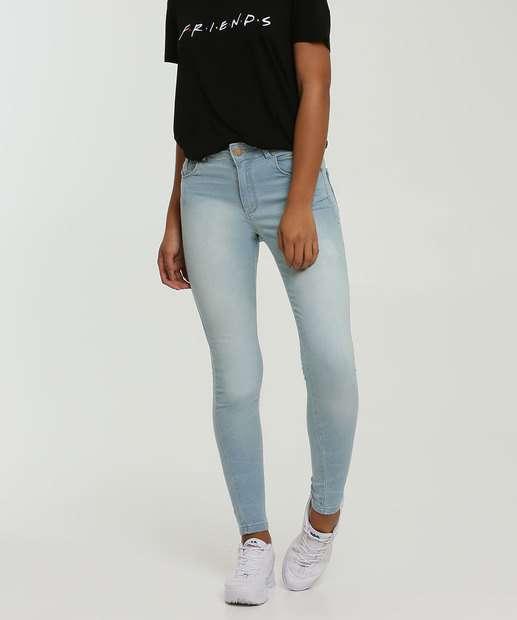 Image_Calça Skinny Stretch Feminina Zune Jeans By Sabrina Sato