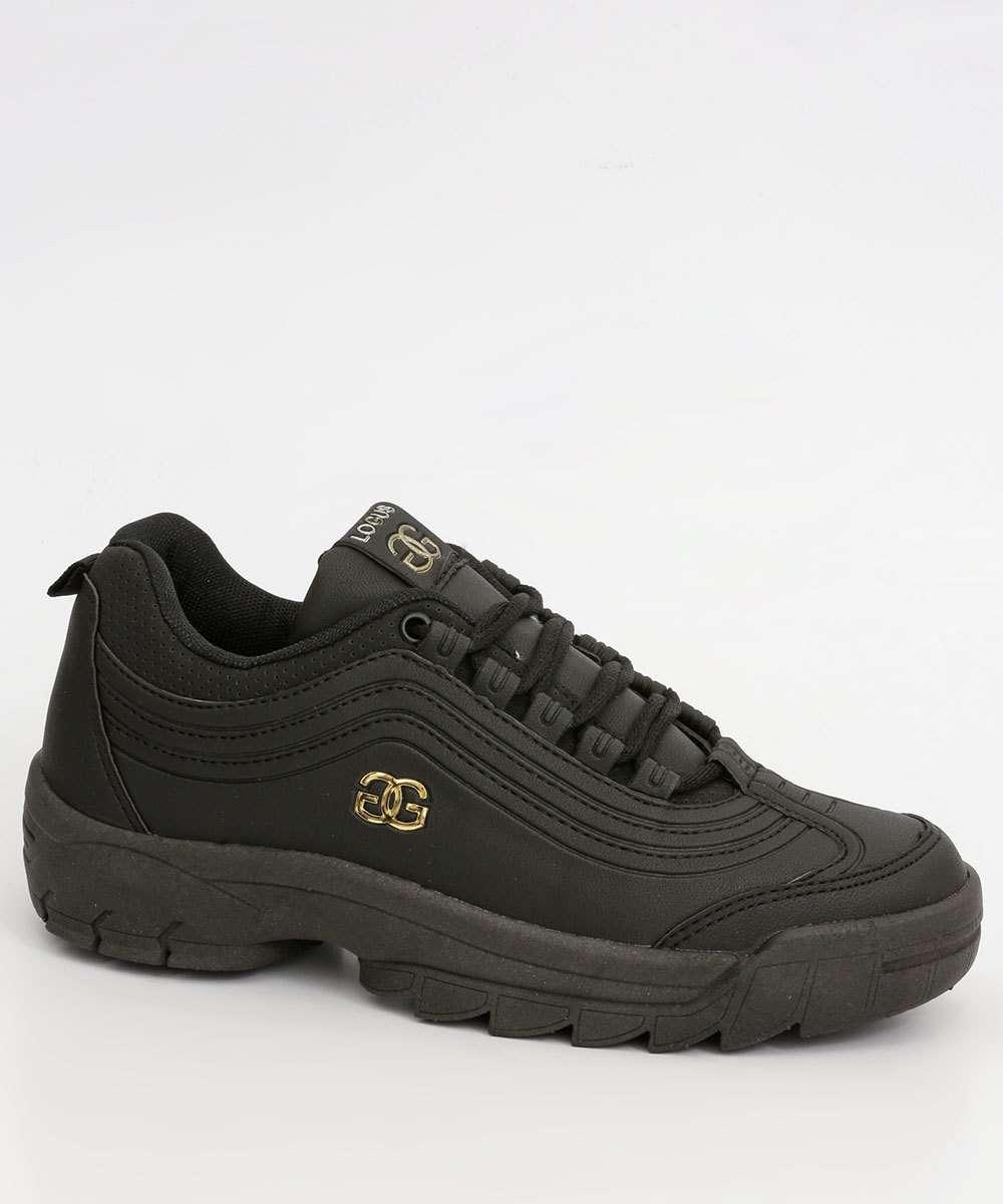 Tênis Feminino Chunky Sneaker Tratorado