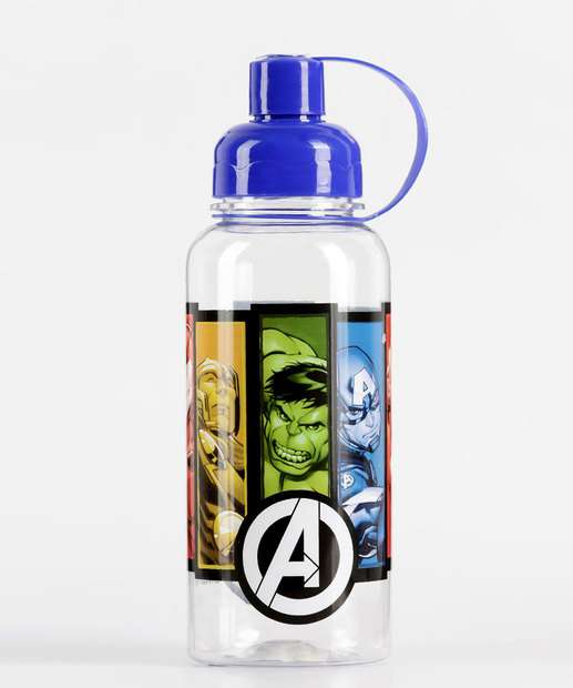 Image_Garrafa Squeeze Infantil Estampa Os Vingadores Marvel 600ml