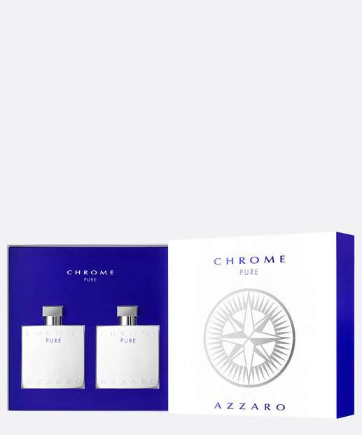 Image_Kit Masculino Perfume e Pós Barba Chrome Pure Azzaro