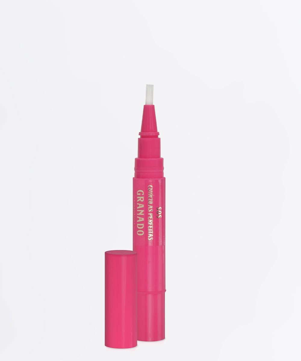 SOS Cutículas Perfeitas Pink Granado 3,5ml
