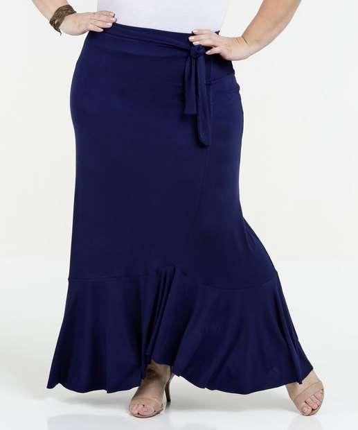 Image_Saia Feminina Longa Babado Plus Size Marisa