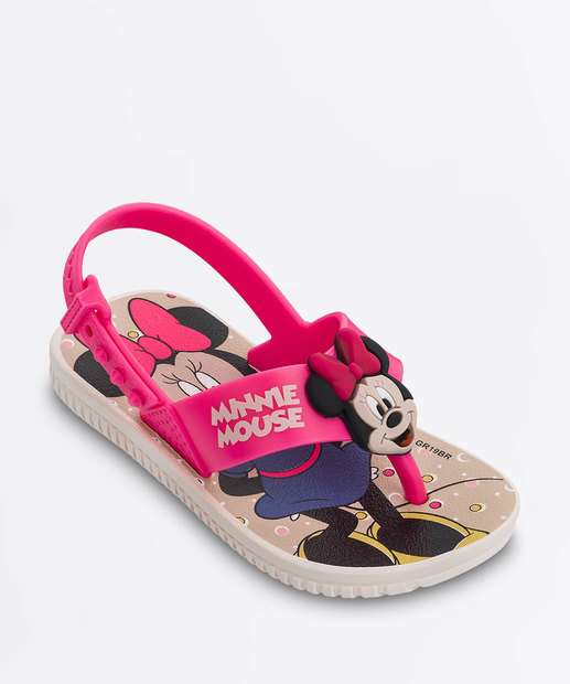 Image_Chinelo Infantil Estampa Minnie Disney Friends Grendene Kids