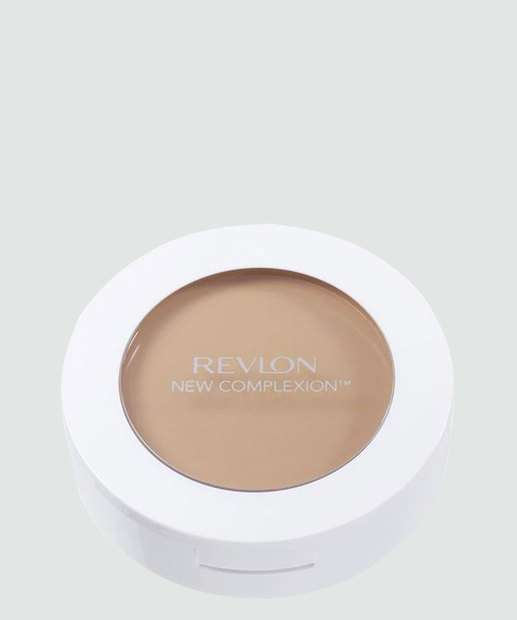 Image_Pó Compacto New Complexion One-Step Compact Makeup Revlon - Sand Beige
