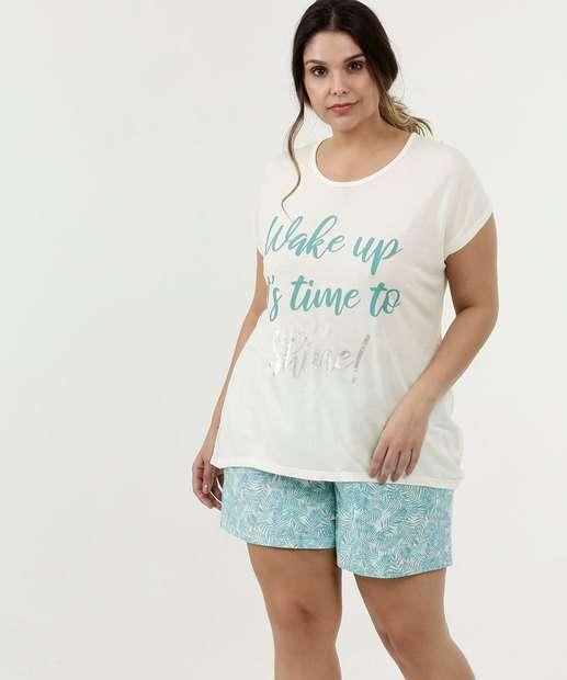 Image_Pijama Feminino Estampa Frontal Plus Size Marisa