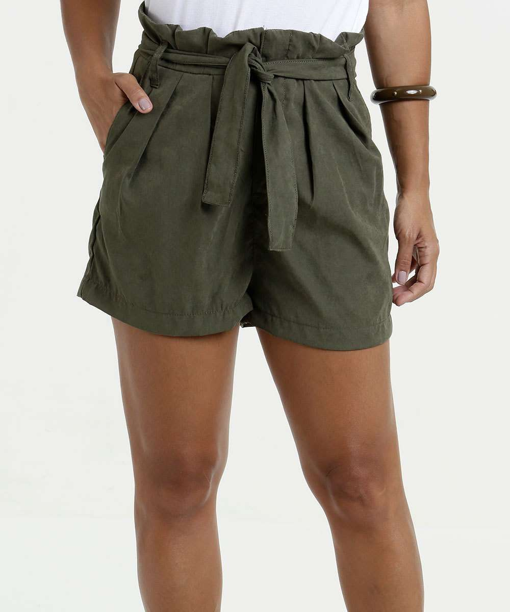 Short Feminino Clochard Razon