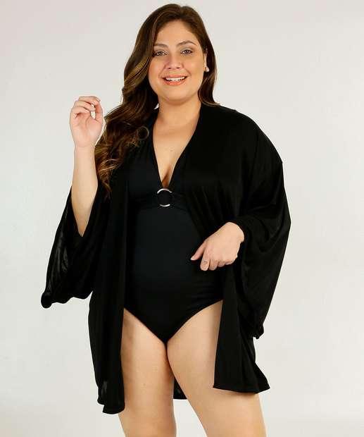 Image_Kimono Plus Size Feminino Saída de Praia Marisa