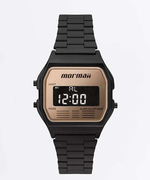 Relógio Unissex Digital Mormaii MOJH02AO4J 7e52d2e356