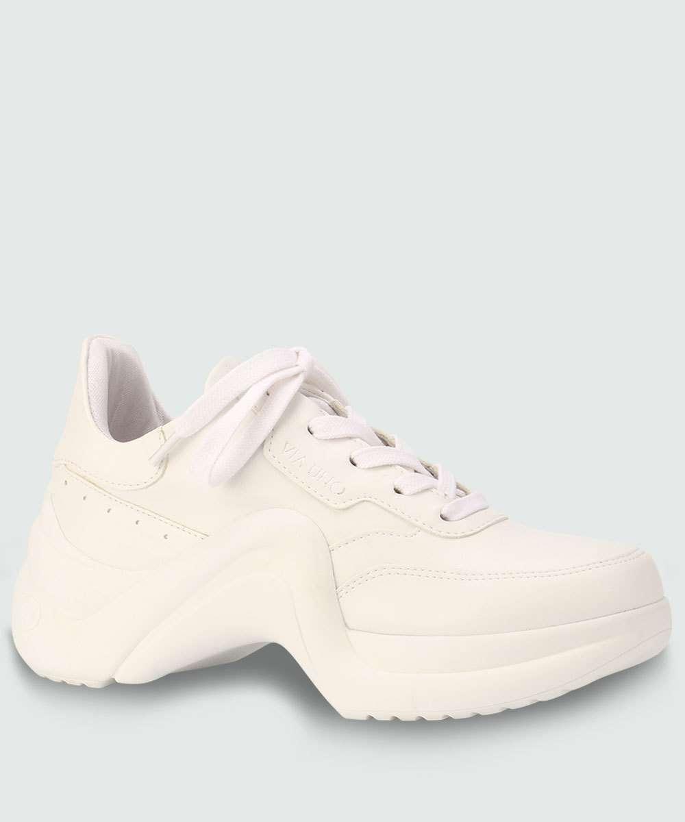 1a666f3c673 Tênis Feminino Chunky Sneaker Via Uno 374001SEAVV