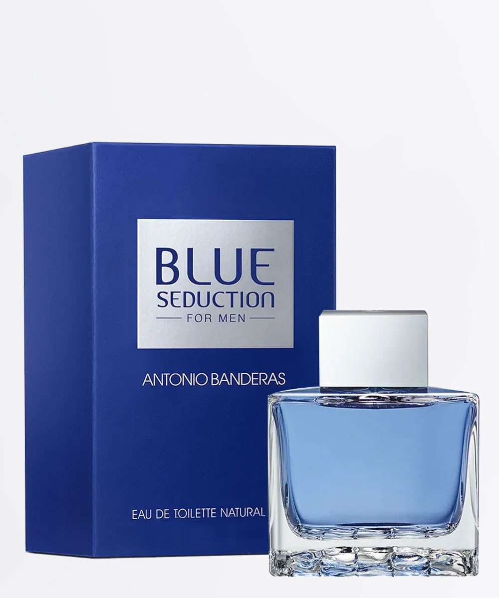 Perfume Masculino Blue Seduction Antonio Banderas - Eau de Toilette 200ml