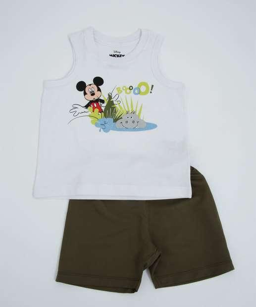 Image_Conjunto Infantil Sem Manga Mickey Disney Tam 1 a 4