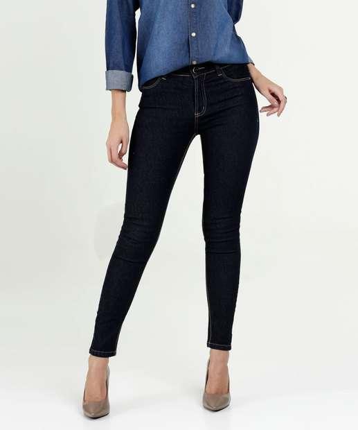 Image_Calça Feminina Skinny Jeans Levanta Bumbum Sawary