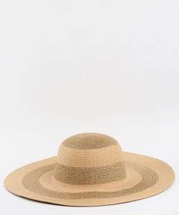 Chapéu de Praia Feminino Lurex Marisa