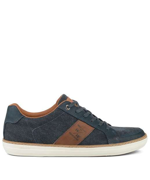 Image_Tênis Masculino Casual Jeans Sneaker Modena West Coast 118642