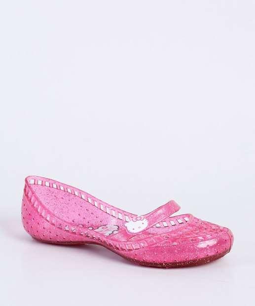 Image_Sapatilha Infantil Glitter Hello Kitty LAN0093