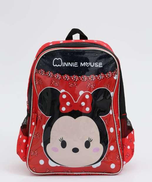 Image_Mochila Infantil Escolar Estampa Minnie Disney
