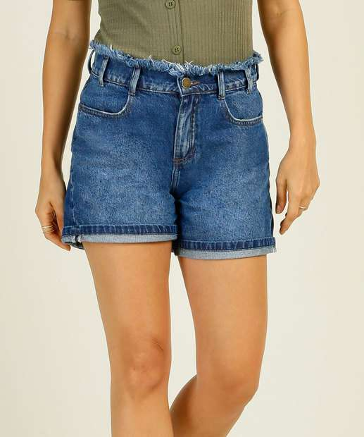 Image_Bermuda Jeans Feminina Bolsos Marisa
