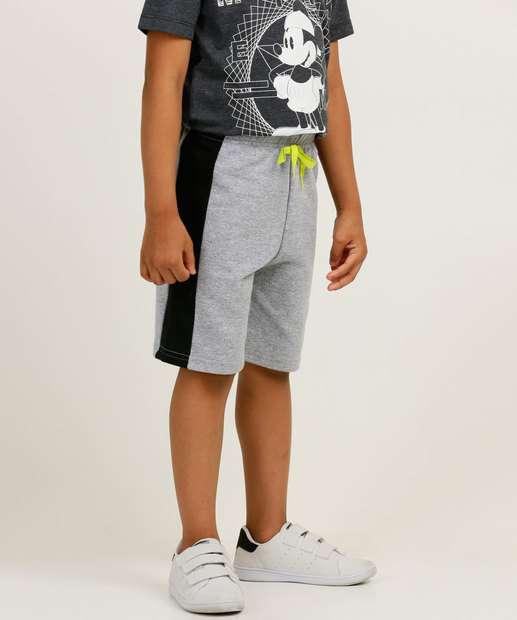 Image_Bermuda Infantil Moletinho Recorte Tam 4 a 10