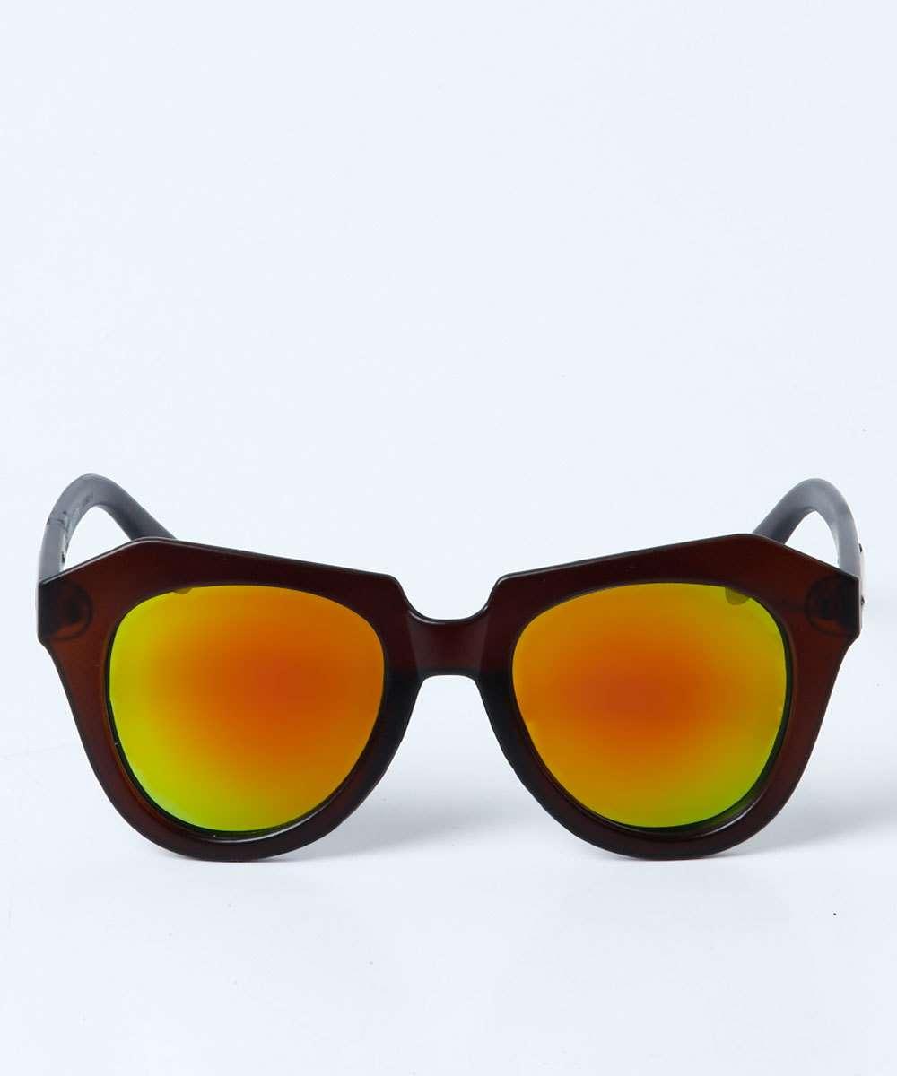 8b7d6fc32df57 Óculos Feminino de Sol Vintage Marisa   Marisa