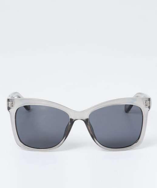 Image_Óculos de Sol Feminino Transparente Quadrado Marisa
